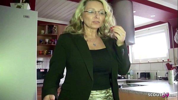Blonde Lehrerin America Naughty Naughty America